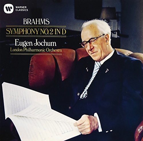 Brahms: Symphony 2 - Seller: -importcds [+Peso($26.00 c/100gr)] (MMV)
