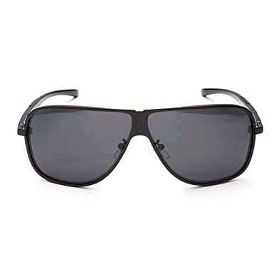 5ef87aecfaa LOMOL Mens Cool Retro Aviator Style Lightweight Aluminum Magnesium Metal Frame  Polarized Driving Sunglasses(C1