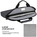 BRINCH 15.6 Inch Laptop Shoulder Bag,Classic