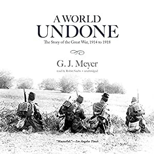 A World Undone Audiobook