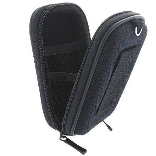 Kameratasche Hardcase für Kompaktkamera - Größe: XS 1.3 - für Canon Ixus 145 150 160 175 180 - Sony DSC W810 W830 WX220 WX350 etc