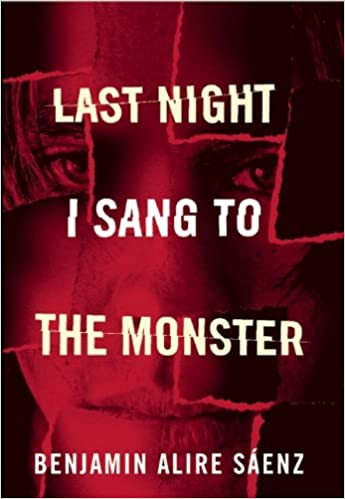 Image result for last night i sang to the monster