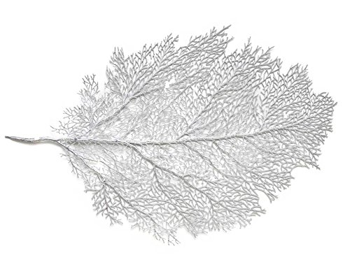 Metallic Leaf Placemat14