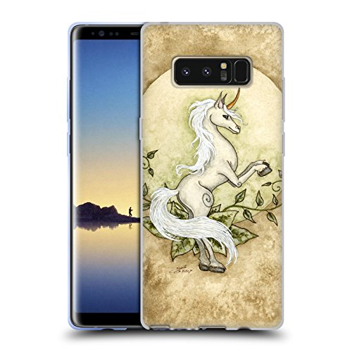 Element Earth Costume (Official Amy Brown Earth Element Mythical Soft Gel Case for Samsung Galaxy Note8 / Note 8)