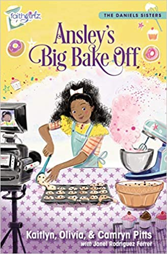 Ansleys Big Bake Off Faithgirlz / The Daniels Sisters: Amazon.es ...
