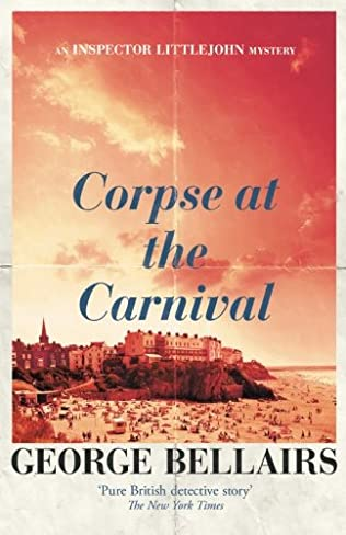 book cover of Corpse At The Carnival