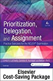 img - for Prioritization, Delegation, and Assignment - Elsevier eBook on VitalSource + Evolve Access (Retail Access Cards): Practice Exercises for the NCLEX Examination, 4e book / textbook / text book