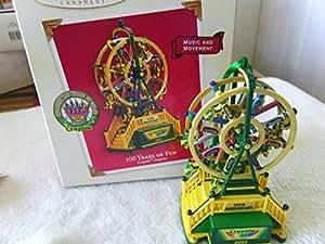100 Years of Fun 2003 Hallmark Keepsake Ornament