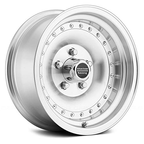 American Racing AR61 Outlaw I Black Wheel with Painted Finish 15 x8