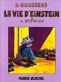 La vie d'Einstein, tome 1 : Enfance par  Goossens
