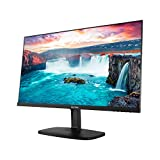 1080P Monitor - VIOTEK H250 25 Inch Ultra Thin Computer Monitor with Frameless LED Display 1920 x 1080p, 60Hz, and 2ms with HDMI and VGA, VESA