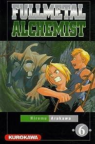 Fullmetal Alchemist, Tome 6 par Hiromu Arakawa