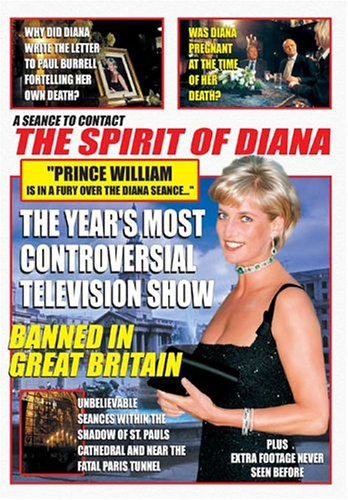 A Seance to Contact the Spirit of Diana