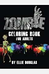 Zombie Colouring Book: Adults Only Paperback