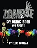 Zombie Colouring Book: Adults Only