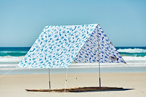 Beach Cabana Sun Shelter Beach Tent : The Aloha