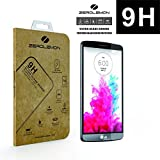 zerolemon lg g3 - ZeroLemon Ultra Glass Armor - 9H Premium Tempered Glass Screen Protector for LG G3 - Protect your Screen from Drops and Scratches, Anti-Scratch, Bubble Free