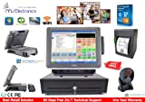 All In One Point Of Sale Complete System with PC America CRE/ Retail
