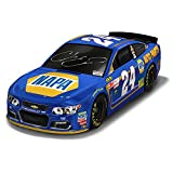 Chase Elliott Autographed 2017 NAPA Chevy SS 1:18 Scale Car Sculpture: 1 of 150 by The Hamilton Collection