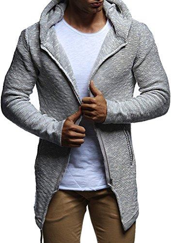 Homme shirt Gris Leif Nelson T tTwxS7