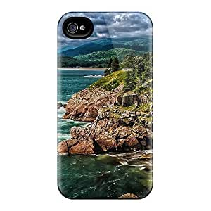 Fashion Case fashion Wonderful Coastal House On A Cliff Hdr Flip case covers 51e4OGQhwCd With Fashion Design For Iphone 5C