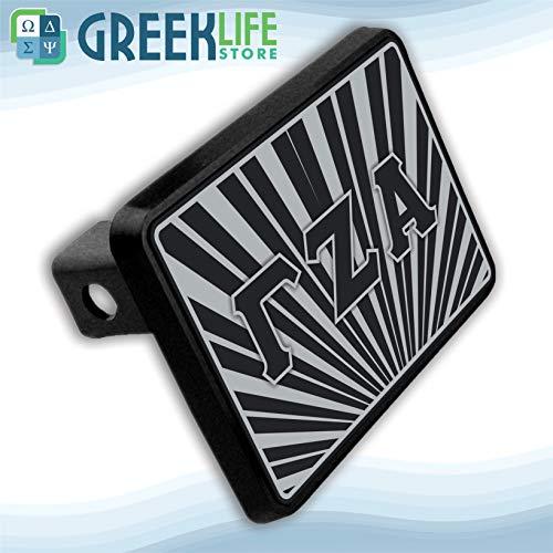 greeklife.store Gamma Zeta Alpha Hitch Cover - Trailer Hitch Covers Alpha