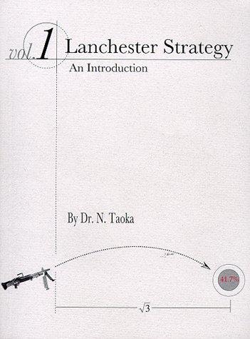 Lanchester Strategy Introduction Nobuo Taoka Pdf D5b9d2daa Bid Z Suck S