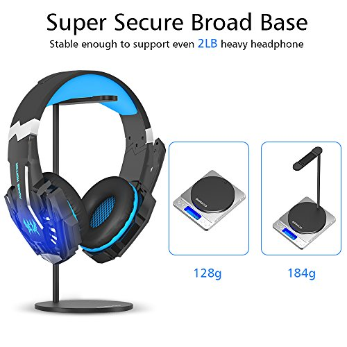 cd65a8c5caa BENGOO Gaming Headset Headphone Stand for PC PS4 Xbox One Turtle Sea ...