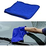 FineX Microfiber Cloth, Cleaning Cloth For House, Office, Hotel, Washing Car, Polishing & Dusting Clotg