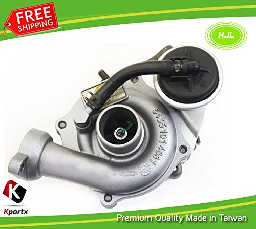 Turbocharger For Citroën C1 C2 C3 Xantia, Peugeot 1007 107 206 207 307 Diesel Engine:DV4TD 1.4HDi 1398c.c.