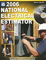 National Electrical Estimator with CDROM (National Electrical Estimator (W/CD))