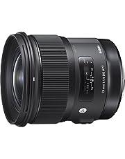 Sigma 24mm F1,4 DG HSM Art lens (77mm filterschroefdraad) voor Nikon objectiefbajonet