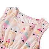 Leapparel 12-24Month Baby Girls Summer Fun Prints