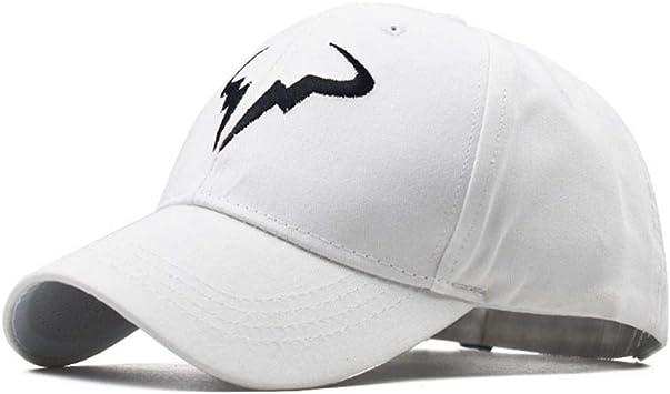 YanLong Rafael Nadal Gorra de béisbol Nuevo Jugador de Tenis ...