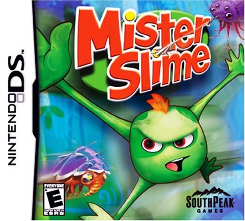Mister Slime - Nintendo DS