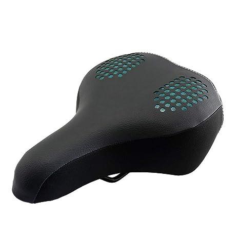 PZXY Asiento de Bicicleta Cojín de Silicona cómodo Coche ...