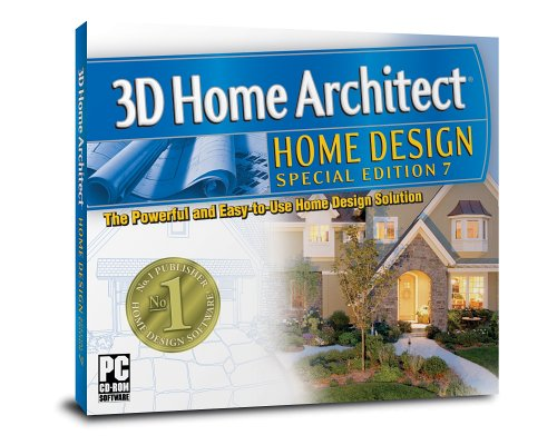 3D Home Architect V.7 Special Edition (Jewel Case)