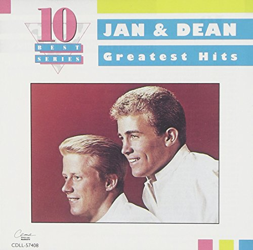 Jan & Dean - All the Hits-From Surf City to Drag City (Disc 2) - Zortam Music