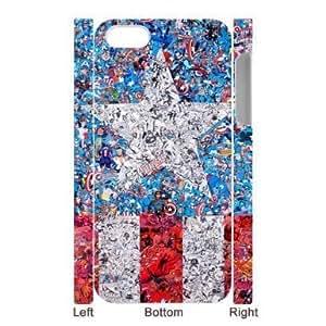 Custom Your Own Marvel Captain America Shield Ipad Mini Case , Special designer Captain America Ipad Mini Case