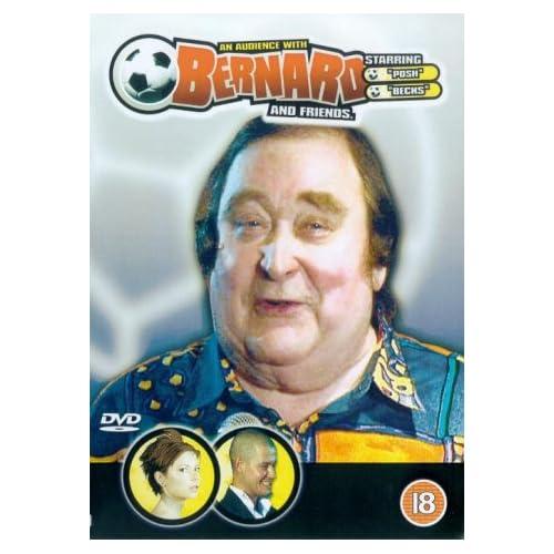 BERNARD MANNING - AN AUDIENCE WITH  - DVD - NEW ITEM
