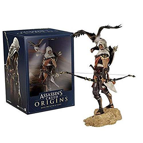 TLMYDD Anime Toy Assassin'S Creed Personaje Modelo Estatua Muñeca Eagle Regalo Recuerdo Artesanía Regalo de día Festivo 25...