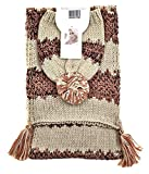 Jessica Simpson Women's Hat and Scarf Set, Natural/Ivory, JES-0289 SET