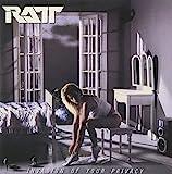 RATT ラット インヴェイジョン・オブ・ユア・プライバシー(紙ジャケSHM-CD) CD