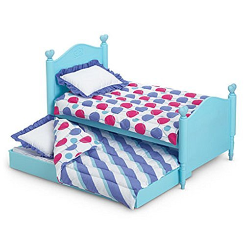 American Girl's Trundle Bed & Bedding by American Girl