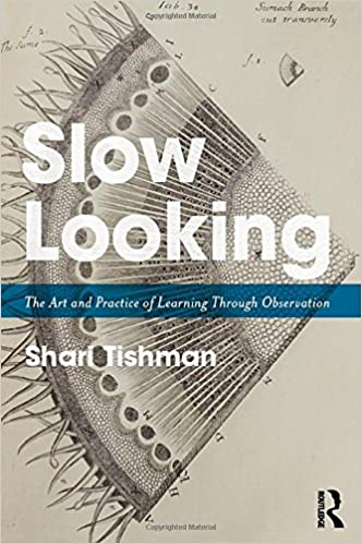 Book Slow Looking: The Art and Practice of Learning Through Observation