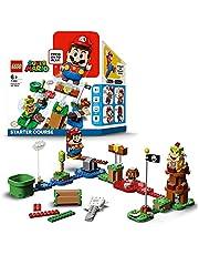 LEGO 71360 Super Mario Äventyr med Mario – Startbana Byggsats med Interaktiv Figur, Leksak 6 år