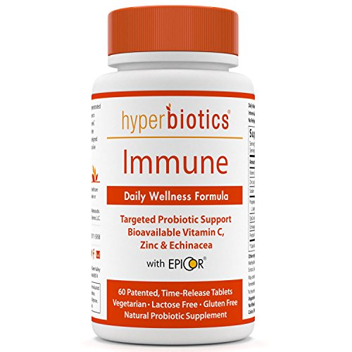 Immune Hyperbiotics Probiotics Bioavailable Saccharomyces product image