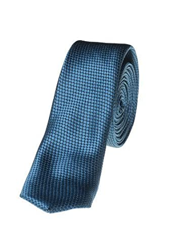 0e58e91b8f68 Boys Teal Ties, Teal snake pattern, Boys formal ties, Boys Skinny Ties:  Amazon.co.uk: Clothing