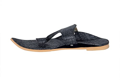 47f55be2a2b20 Panahi Men s Jute Maharaja Grey Sandals  Amazon.in  Shoes   Handbags