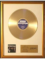 Bildergebnis für fotos vom rolling stones gold award von wall of fame artikel nummer 110111 aftermath verliehen an brian jones